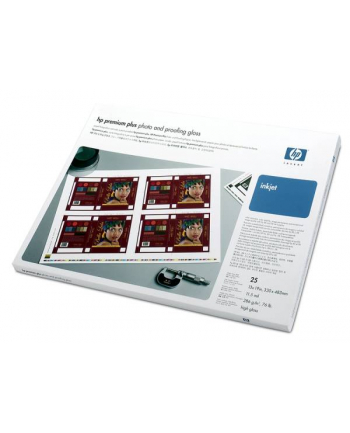 Papier HP Premium Photo Satin | 20 ark. | 240 g/m | A2+