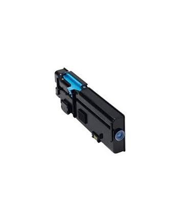 Toner Dell cyan C2660dn/C2665dnf, 1,2k