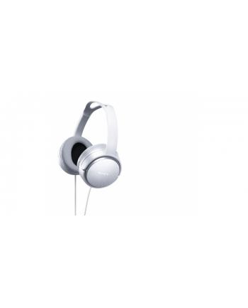 Słuchawki Sony MDR-XD150W (białe/ nauszne)