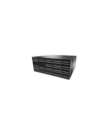 Cisco Systems Cisco Catalyst 3650 48 Port Full PoE, 1025W AC PS, 4x10G Uplink, IP Base