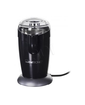 Clatronic Młynek do kawy czarny                 KSW 3306