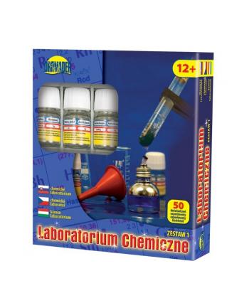 DROMADER Chemik 50 doświadczeń Zestaw 1