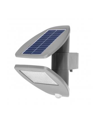 Solarna lampa ścienna z czujnikiem ruchu GB921