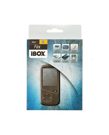ODTWARZACZ I-BOX MP4 FOX 4GB BLACK