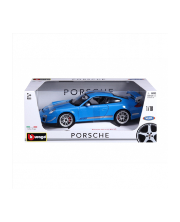 BBURAGO Poshe 911 GT3 RS 4.0