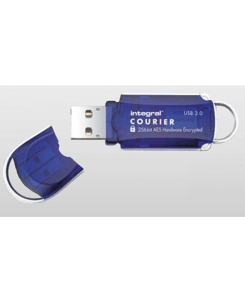 Integral pamięć 16GB USB3.0 Courier FIPS 197 AES 256-bit hardware encryption