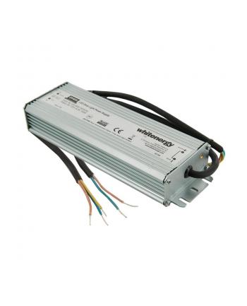 Whitenergy zasilacz wodoodporny do pasków LED 100W | IP67 | 230V