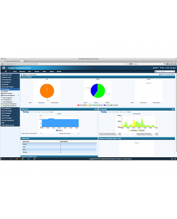 HP Wireless Services Manager Software