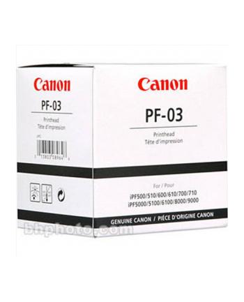Głowica Canon PF03 | wszystkie iPF