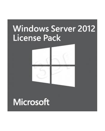 Fujitsu Storage Products Fujitsu Windows Server 2012 CAL 1 User