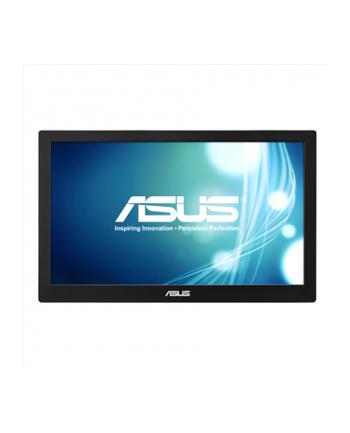 Asus Monitor LED MB168B 15.6'' wide; 11ms; USB 3.0; czarny