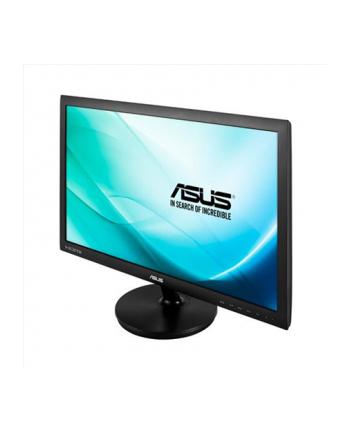 Asus Monitor LED VS247HR 23.6'' wide; Full HD; 2ms; DVI; HDMI; czarny