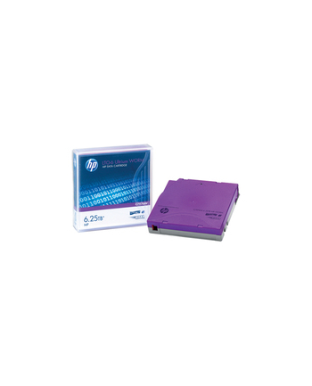 HP LTO-6 Ultrium 6.25 TB MP WORM Data Cartridge