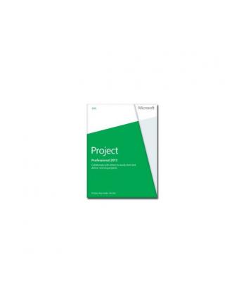 Microsoft Project Pro 2013 German - Box