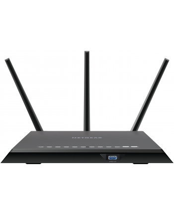 Netgear R7000 Premium AC1900 WiFi Router 802.11ac Dual Band 4-port Gigabit