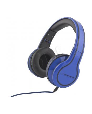 ESPERANZA SŁUCHAWKI AUDIO REG. GŁOŚN. EH136B BLUES