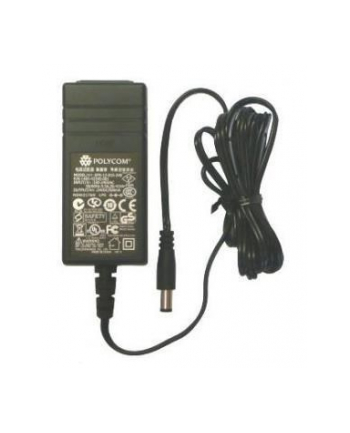 Universal Power Supply for SoundStation IP5000. 100-240V, 0.4A, 48V/19W.