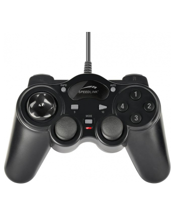 Gamepad Speedlink THUNDERSTRIKE USB, black