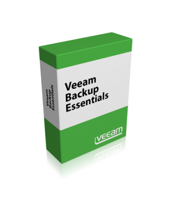 [L] Veeam Backup Essentials Enterprise Plus for VMware 2 socket bundle Upgrade from Veeam Backup Essentials Standard