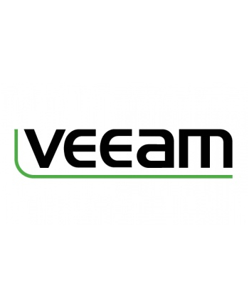 [L] 1 additional year of maintenance prepaid for Veeam Backup Essentials Enterprise Plus 2 socket bundle for VMware