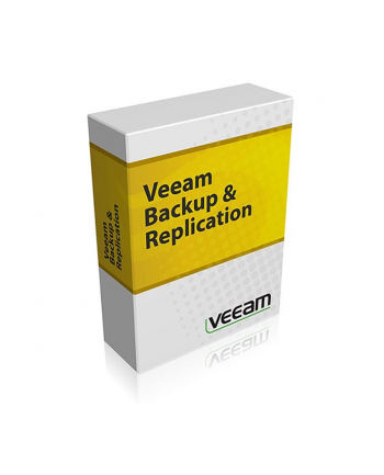 [L] Annual Maintenance Renewal - Veeam Backup & Replication Standard for VMware