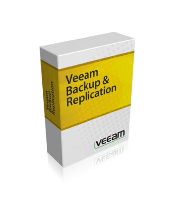 [L] 1 additional year of maintenance prepaid for Veeam Backup & Replication Standard for VMware