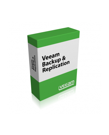 [L] Veeam Backup & Replication Enterprise Plus for VMware Upgrade from Veeam Backup & Replication Standard