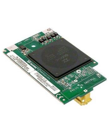 QLogic 4Gb Fibre Channel Expansion Card (CFFv) for IBM BladeCenter