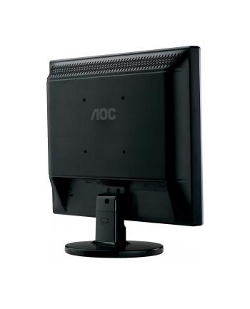 AOC 17'' e719Sda  LED 5:4 DVI Głośniki