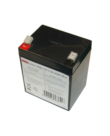Lestar żelowy akumulator wymienny LAWu 12V 5Ah AGM VRLA