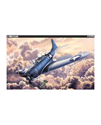ACADMY USN SBD2 Battle Midway