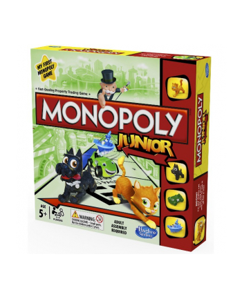 HASBRO Gra Monopoly Junior new