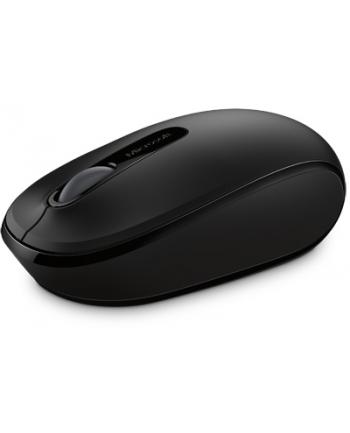 MYSZ MICROSOFT optyczna Wireless Mobile Mouse 1850 bezprzewodowa, 1000 dpi, nano odbiornik, U7Z-00003, czarna