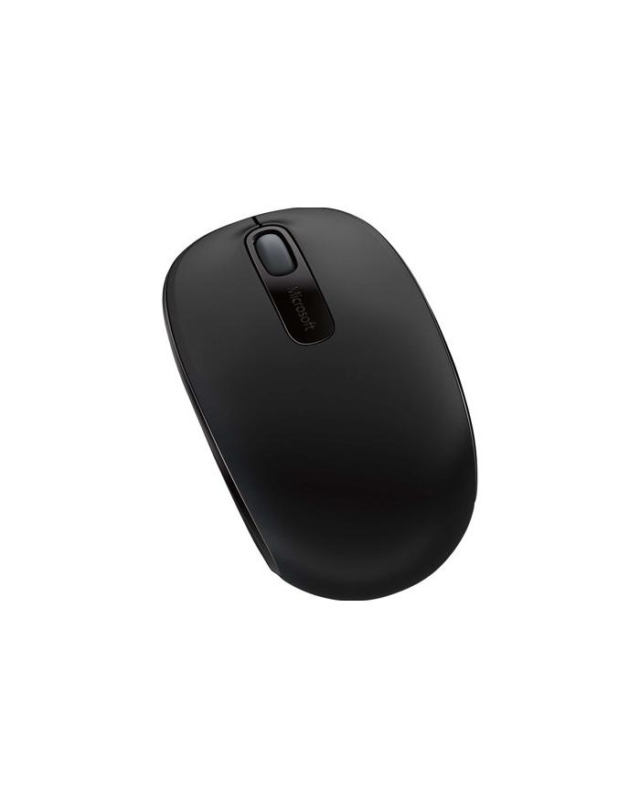 MYSZ MICROSOFT optyczna Wireless Mobile Mouse 1850 bezprzewodowa, 1000 dpi, nano odbiornik, U7Z-00003, czarna główny