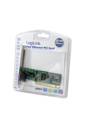 Karta sieciowa Fast Ethernet PCI - LogiLink