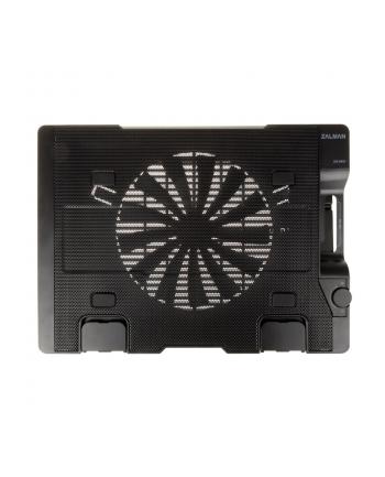 Podstawka chłodząca pod Notebook ZM-NS2000 (Czarna)