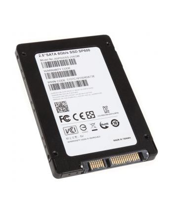 A-DATA ADATA SSD 256GB Premier Pro SP600 2,5'' SATA III 6Gb/s 7mm