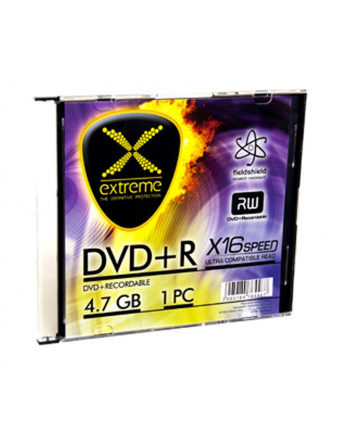 DVD+R EXTREME 16x 4,7GB (Slim 10)