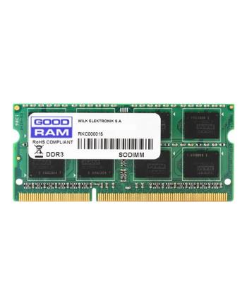 GOODRAM SO-DIMM DDR3 8192MB PC1600 CL11 512x8 1 35V