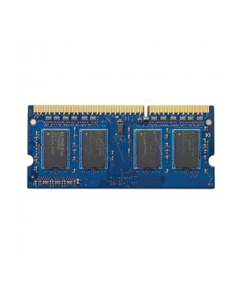 HP 2GB DDR3-1600 SODIMM Memory B4U38AA