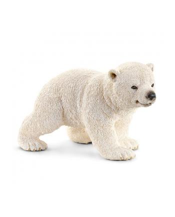 SCHLEICH Młody Miś Polarny