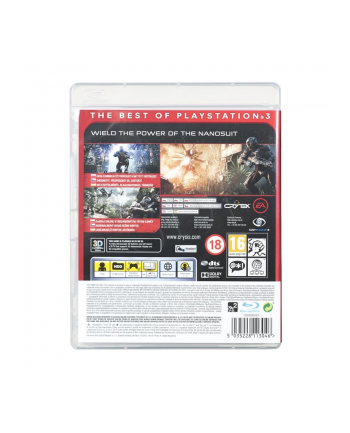 Gra PS3 Crysis 3 Essentials