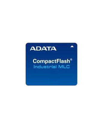 ADATA IPC39 MLC, Compact Flash Card, 8GB, -40 to +85C
