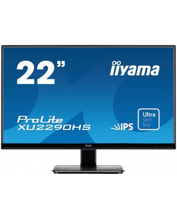 IIYAMA 21.5'' XU2290HS IPS HDMI/DVI/DSUB/GŁOŚNIKI ULTRASLIM