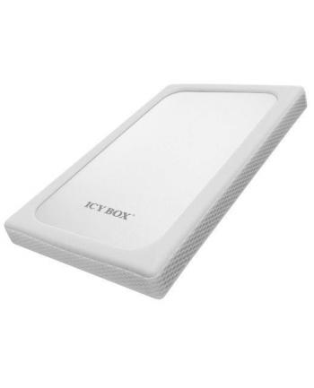 RaidSonic Icy Box Obudowa na Dysk 2,5'' HDD z SATA to 1xUSB 3.0, biały