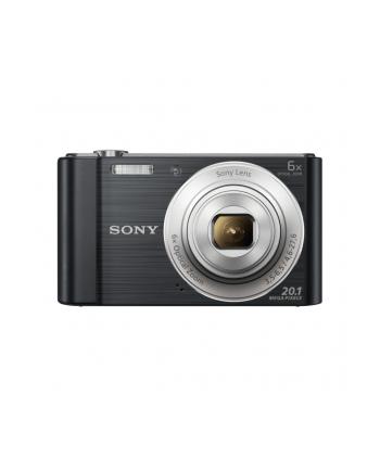 Aparat Sony DSC-W810B 6x zoom opt. 20M