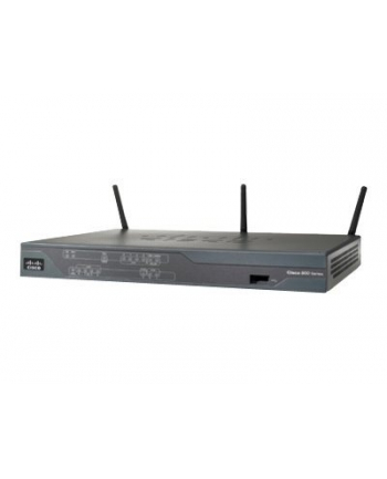 Cisco Systems Cisco 886VA VDSL2/ADSL2+ over ISDN, WLAN 802.11n