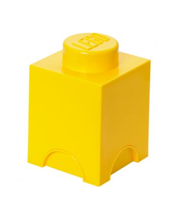 LEGO Pojemnik 1 Żółty