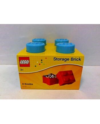 LEGO Pojemnik 4 lazurowy
