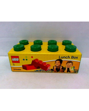 LEGO Pojemnik na lunch 8 zielony